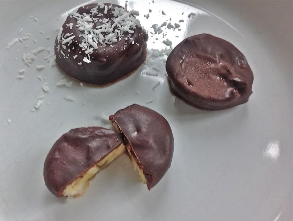 Banaan-chocoladesnoepje - Truitjeroermeniet.be