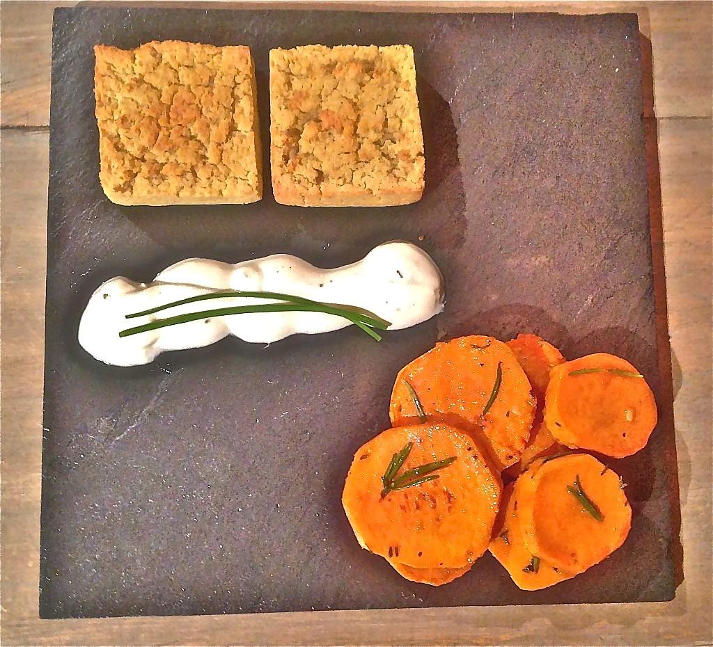 Falafel met zoete aardappel - www.truitjeroermeniet.be