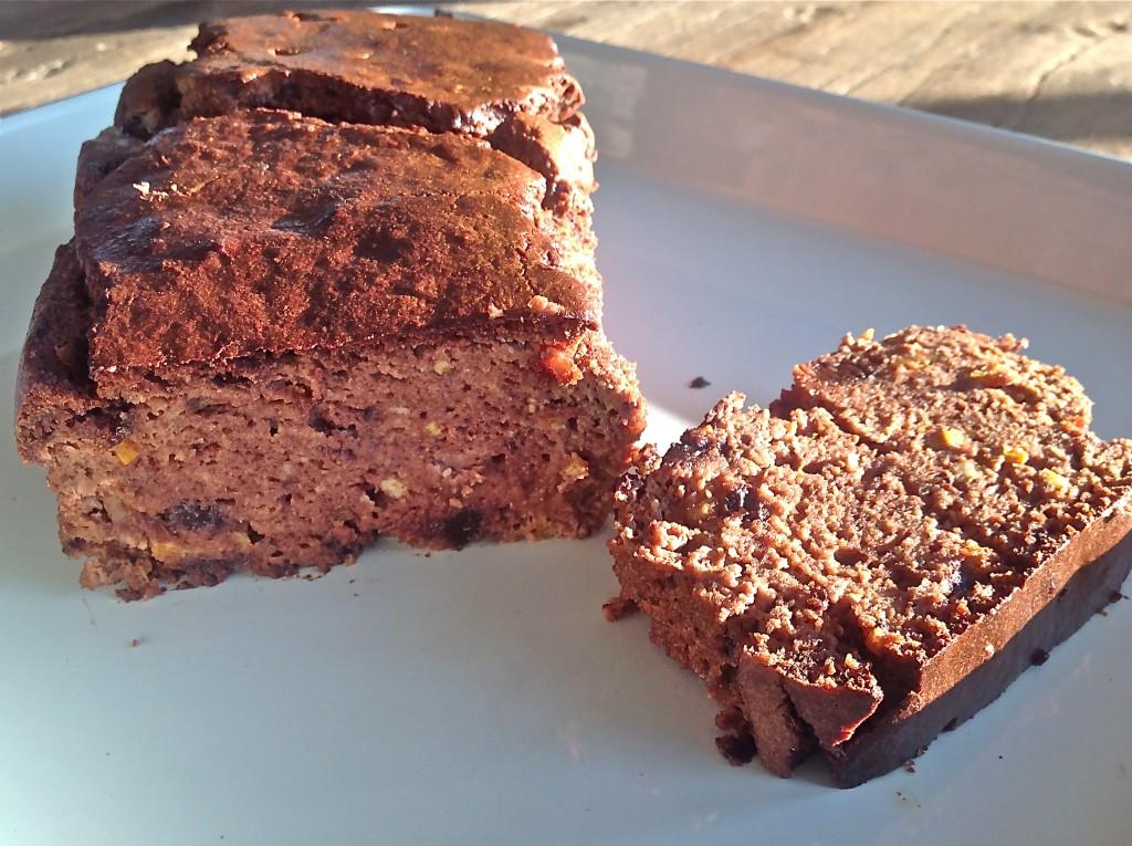 Gezonde chocoladecake met sinaasappelzeste - truitjeroermeniet.be