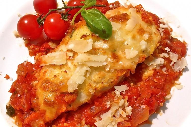 Pollo alla parmigiana - www.truitjeroermeniet.be