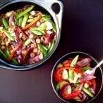 Groenten in de oven – Heerlijk veggie
